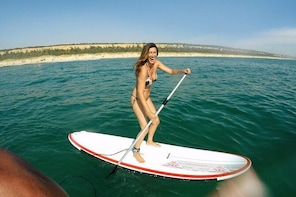 Stand Up Paddle Baptism