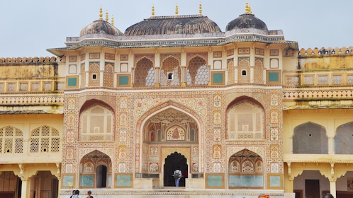 Amer Fort Palace in India