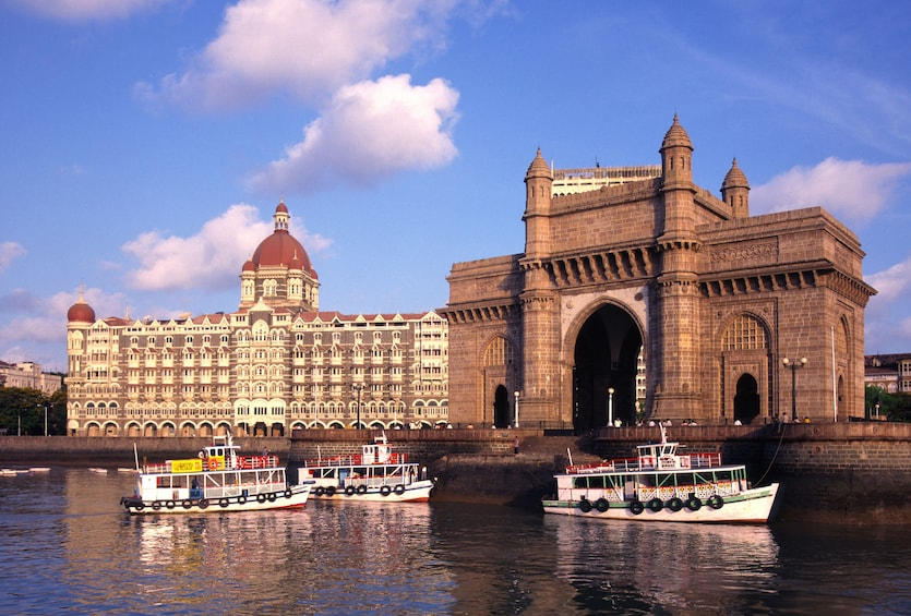 Show item 9 of 9. Mumbai Private Half-Day Tour