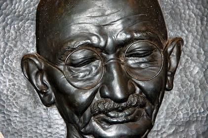 Mahatma Gandhi at his house, Mani Bhavan, in Mumbai_AEPEJP.jpg