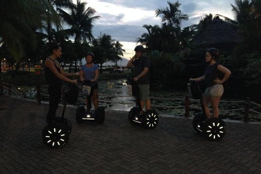 Show item 5 of 8. Papeete Segway Night Tour