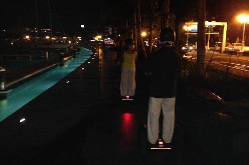 Show item 1 of 8. Papeete Segway Night Tour