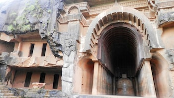 Karla & Bhaja Caves with lunch -Private Full-Day Tour