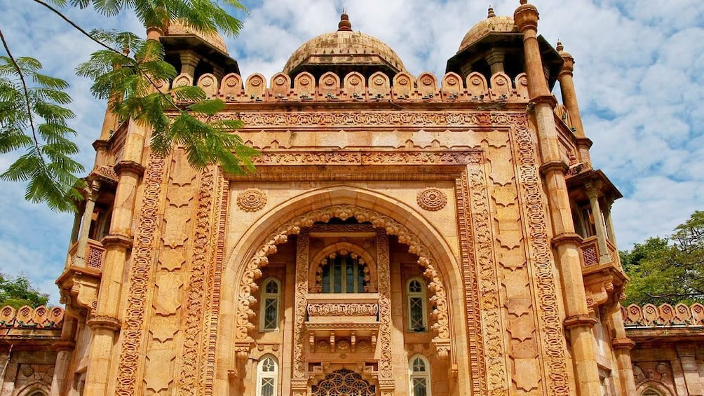 Show item 5 of 8. Ornate building in India