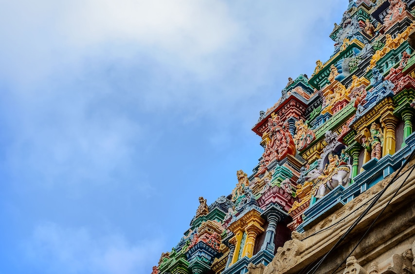 Show item 4 of 8.  Chennai Half-Day Private City Tour