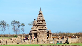 Mahabalipuram & Kanchipuram Private Full-Day Tour with Lunch