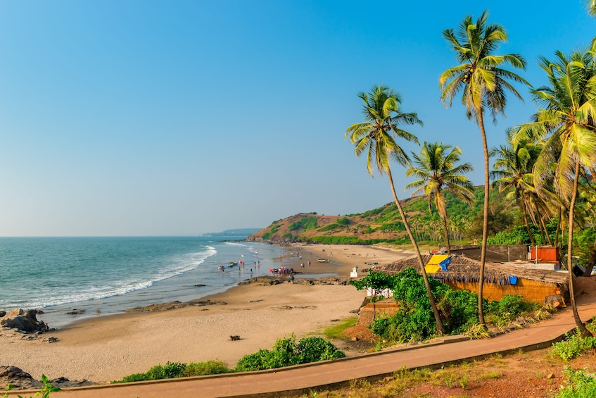 Show item 4 of 8. Panjim & Old Goa Private Half-Day Tour