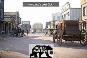 Holcomb's Lost Gold - Old West Escape Room