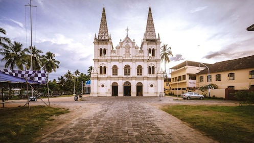 Cochin Private Half-Day Tour