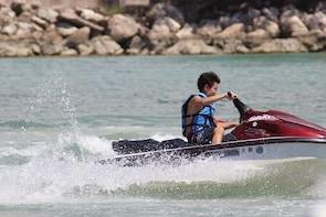 Jet Ski Ride in Apra Harbor