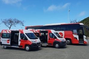 Airport Transfer: La Tontouta International Airport to Noumea
