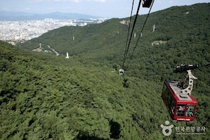 1Day Customizable Private Daegu tour from Seoul by KTX train