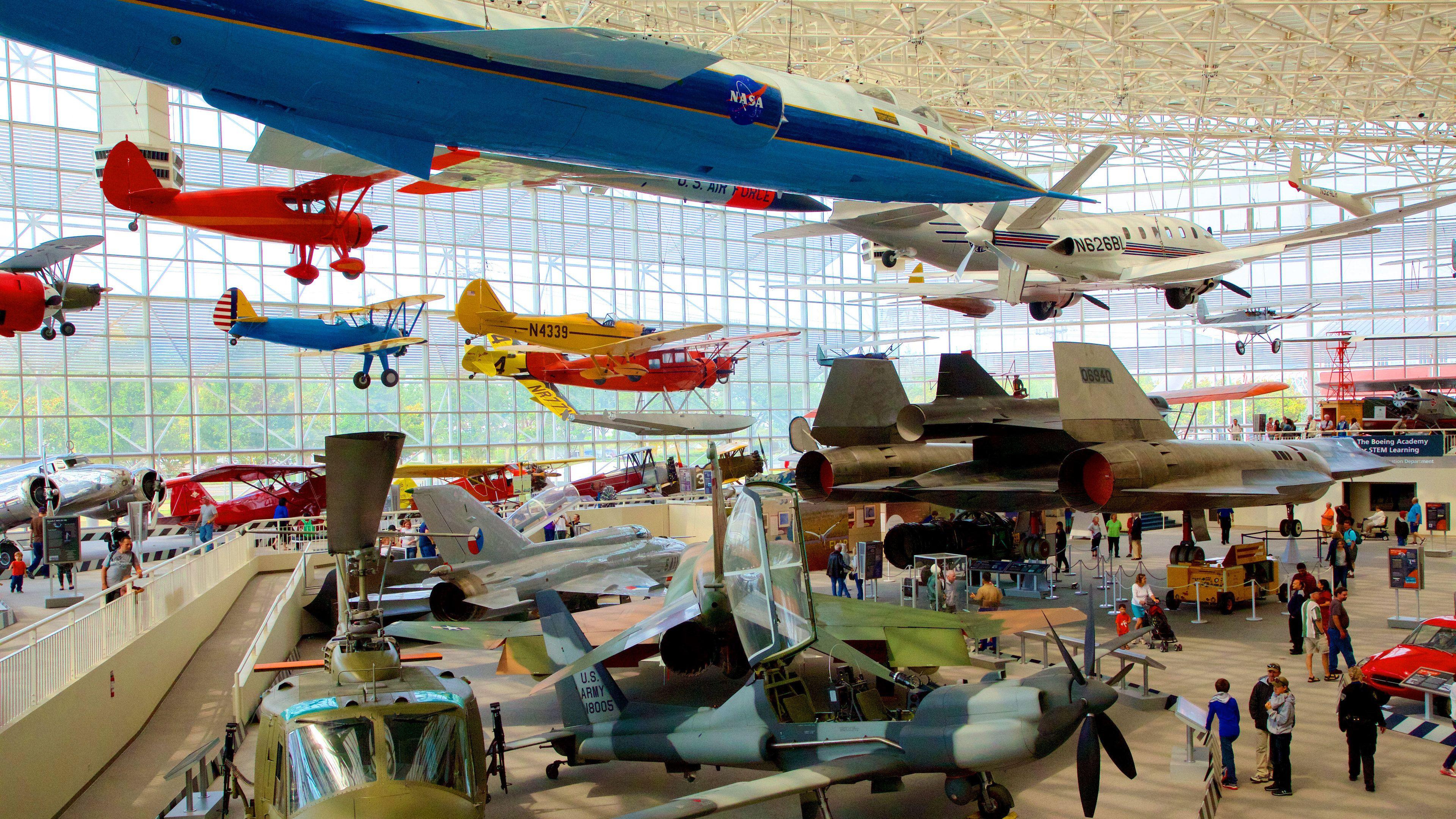 Museum of Flight in Seattle
