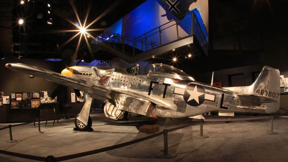 Show item 2 of 9. Jet plane at the Museum of Flight in Seattle
