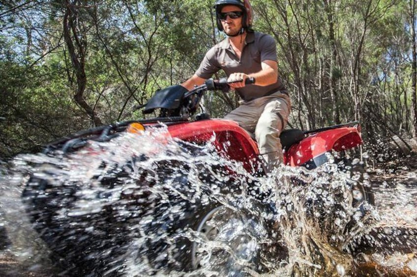Show item 2 of 6. Enjoy the thrill of riding your own ATV!