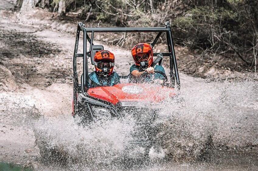 Show item 3 of 11. ATV 2-Hour Adventure: Freycinet National Park