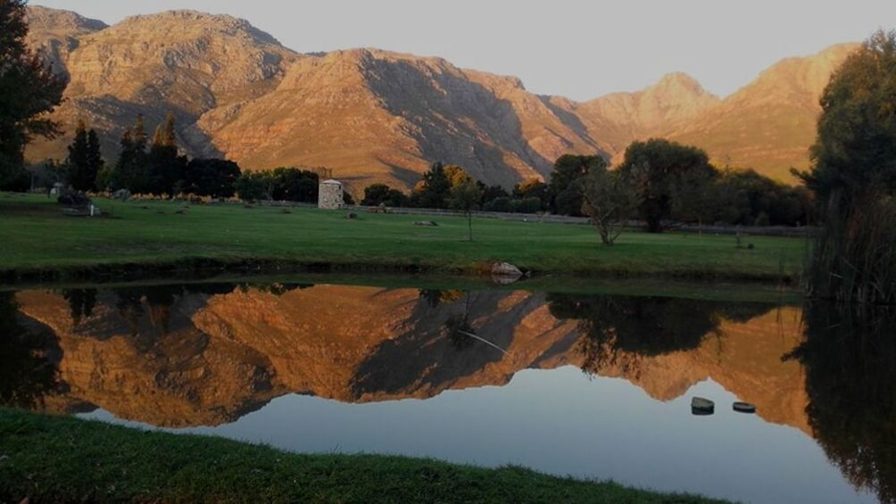 Show item 5 of 10. Cape Winelands Full-Day Tour