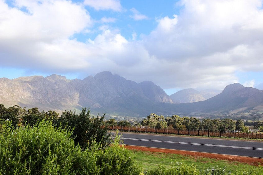 Show item 4 of 10. Cape Winelands Full-Day Tour