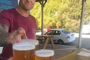 Bunnies & Hops | Noosa electric-Mountain Bike Day, 2 Brewery Visits