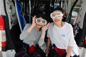【OKINAWA / Minna Island / Sesoko Island】 Boat Diving for non-Certified Dive...