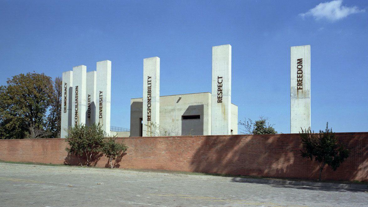 Halbtägige Führung durch das Apartheid Museum