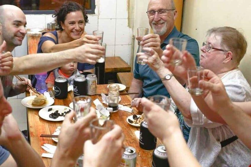 Try the world's most consumed liquor...Chinese Baijiu.