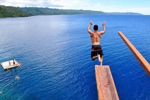 Boracay Ariel's Point Cliff Diving