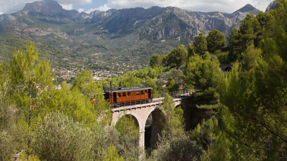 Heldagstur på Mallorca