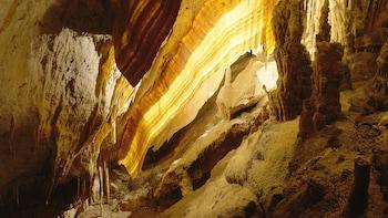 Visite d'une demi-journée des grottes du Drach