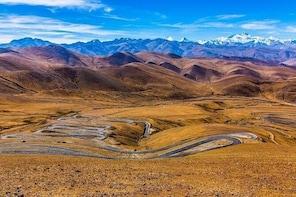 Lhasa-Gyantse-Shigatse-Everest Base Camp 8 Days Tour