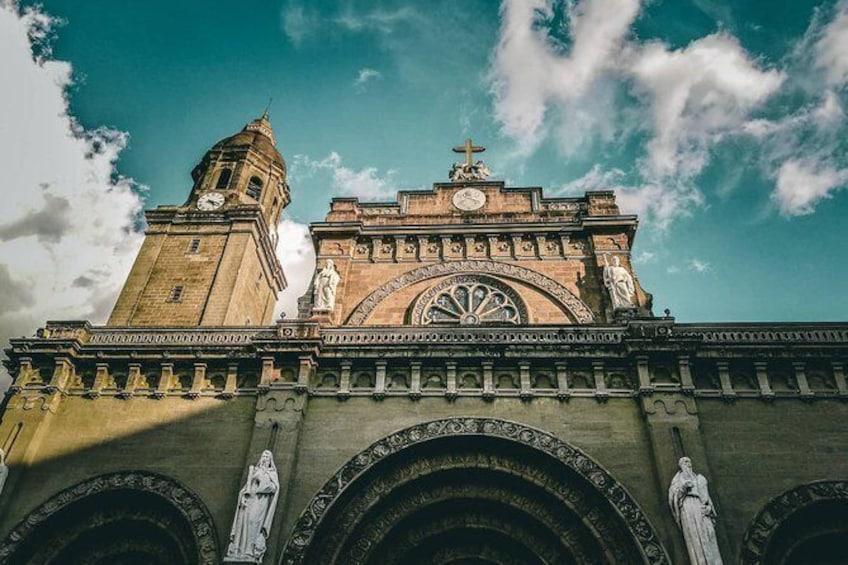 Show item 5 of 5. Intramuros: History of Old Manila | Manila Walking Tours (with transportation)