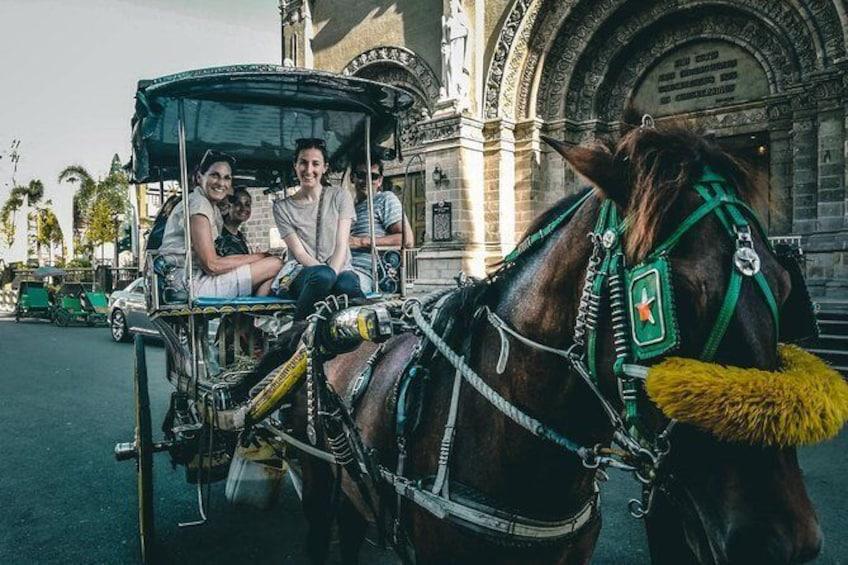 Show item 1 of 5. Intramuros: History of Old Manila | Manila Walking Tours (with transportation)