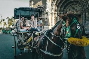 Intramuros: History of Old Manila   Manila Walking Tours (with transportati...
