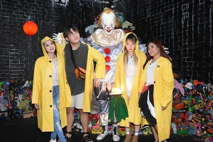 Show item 5 of 13. Asylum Manila - Haunted Attraction