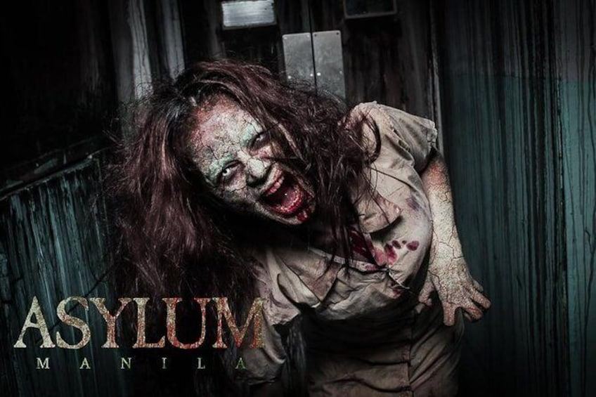 Show item 4 of 13. Asylum Manila - Haunted Attraction
