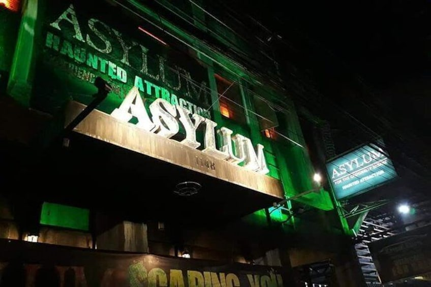 Show item 1 of 13. Asylum Manila - Haunted Attraction