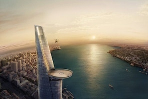 Bitexco Financial Tower: Saigon Skydeck General Admission Ticket