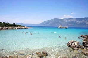 Akyaka Tour with Cleopatra Island From Marmaris