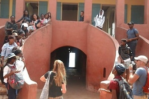 Full- Day Goree And Dakar City Tour