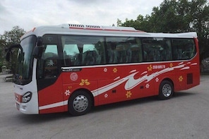 Shutte Bus from Tuan Chau port, Halong to Tam Coc, Ninh Binh