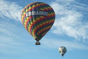 Hot Air Balloon Flight from Templecombe, Dorset