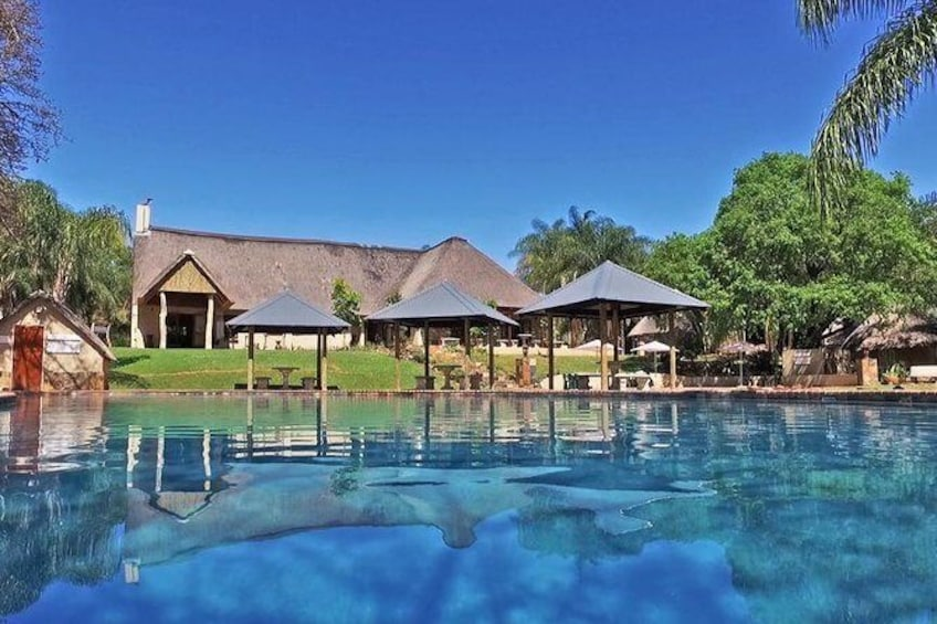 Show item 4 of 4. 3 Day All Incl. Private Kruger Park Safari Incl. Transfer From Nelspruit Airport