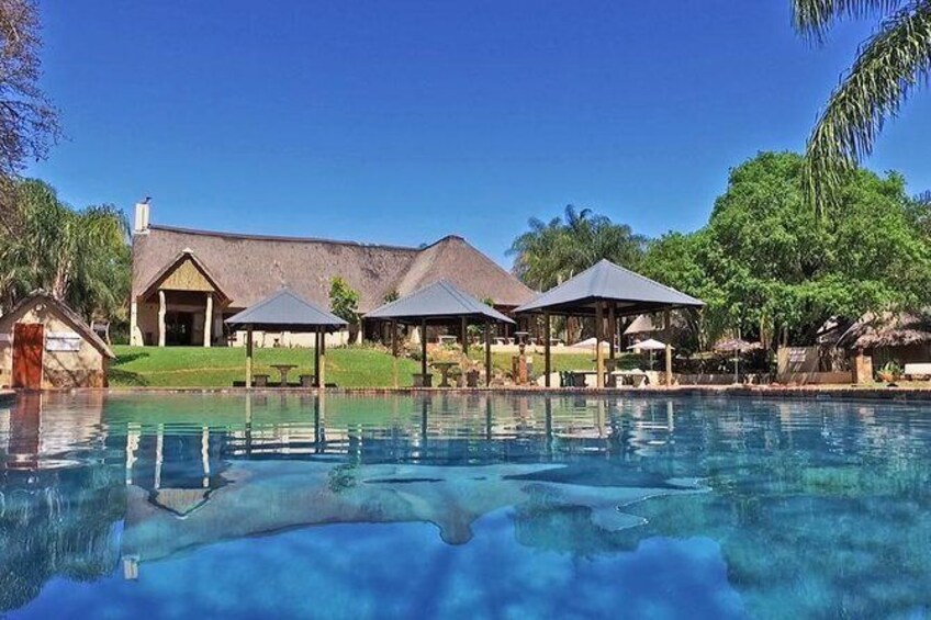 Show item 2 of 4. 4 Day All Incl. Private Kruger Park Safari With Optional Panorama