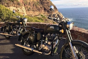 Guided Royal Enfield Motorcycle Day Tour