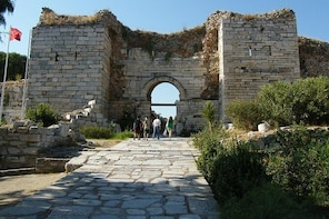 5 Days : Seven Churches of Asia Minor Tour Smyrna, Pergamon, Thyatira, Sard...