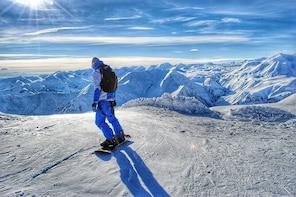 Winter Skiing Tour to Gudauri Resort