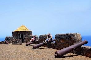 Shore Excursion: Santiago Island Tour (Praia and Cidade Velha)