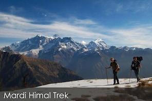 Mardi Himal Trek 5 days.