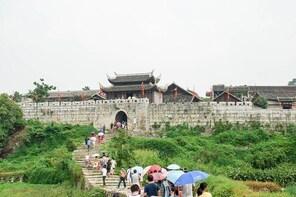 Private Guiyang City Tour: Qingyan Ancient Town, Huaxi Park and Jiaxiu Pavi...