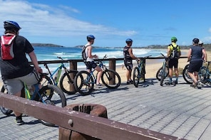 Sawtell to Coffs Harbour Bike Ride
